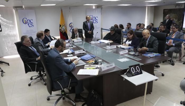 El Consejo de Participación Ciudadana transitorio escogió ayer a los 14 candidatos que pasan a la fase de impugnación ciudadana en el concurso para el Consejo Nacional Electoral (CNE).