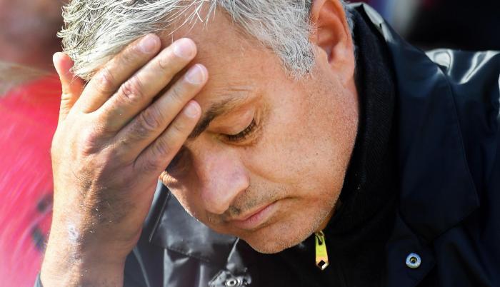 El portugués no ha podido levantar a su equipo en lo que va de la Premier League.