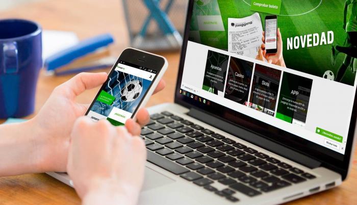 Las apuestas online abarcan varios deportes, con múltiples opciones en cada uno.