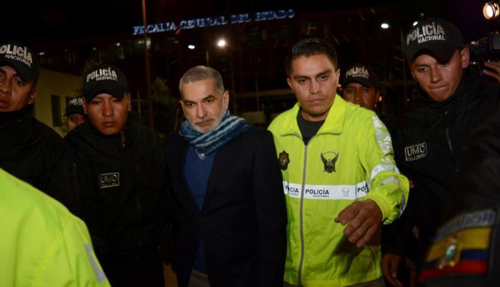 Lo confirmó la Policía: La Secretaría General de Interpol ha publicado la Notificación Roja para Fernando Alvarado. Él podría ser localizado y detenido, en 192 países.