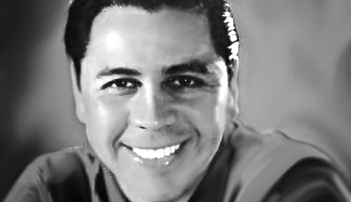 Lucho Gatica visitó Guayaquil en 1955 cuando se presentó en el teatro Apolo