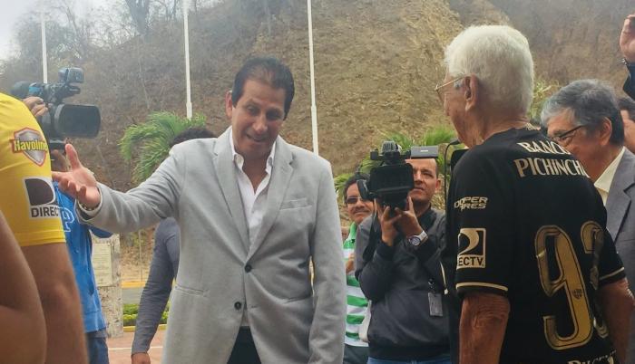 Este 2019 culmina el período de José Cevallos al frente de Barcelona