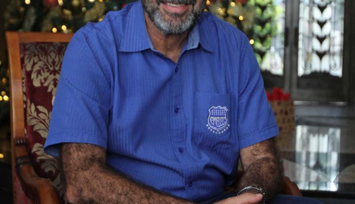 """""""Yo creo que en Guayaquil Emelec fue muy superior. El marcador no reflejó lo que sucedió en el Capwell""""."""