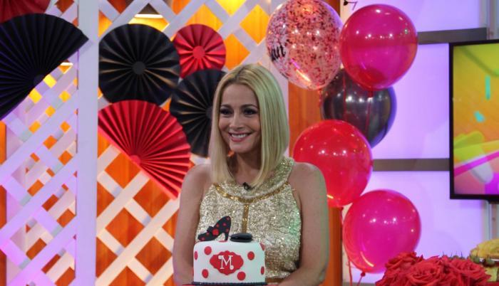 La presentadora ahora es parte del espacio televisivo Intrusos.