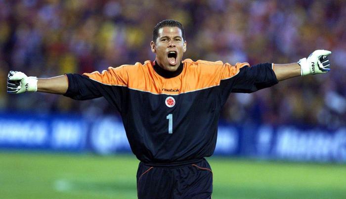 Óscar Córdoba se enorgullece de haber sido parte de una generación gloriosa del fútbol colombiano. El exmeta es un jugador de procesos que defendió a los cafeteros en mundiales juveniles y de mayores.