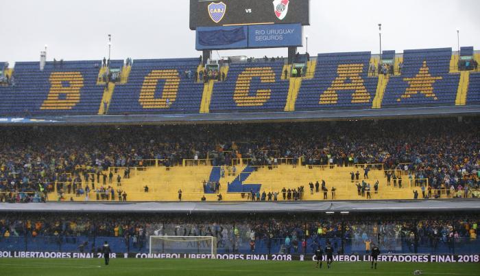 Pasaron más de 100 años de historia del superclásico argentino entre Boca Juniors y River Plate hasta que llegó la hora de enfrentarse.