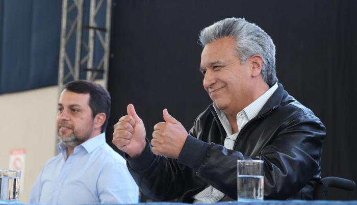 Referencial. El 22 de noviembre Moreno anunció la evaluación a su gabinete ministerial.