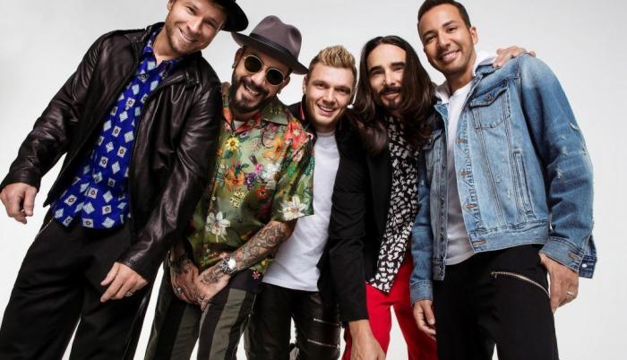 Nueva canción de Backstreet Boys para su gira 2019