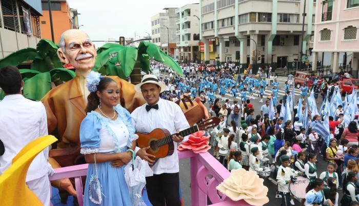 Referencial. 9 de Octubre de 2020 es la fecha en la que se recuerdan 200 años de la Independencia de Guayaquil.