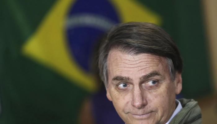"""""""Lo que ocurrió en las urnas no fue la victoria de un partido, sino la celebración de un país por la libertad"""", subrayó Bolsonaro"""