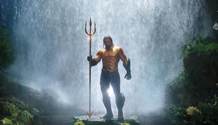 Aquaman, inundado de buenas críticas