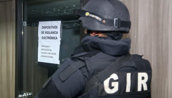El presidente Lenín Moreno reiteró la destitución de toda la cadena de responsabilidad de rehabilitación social del ex Ministerio de Justicia.
