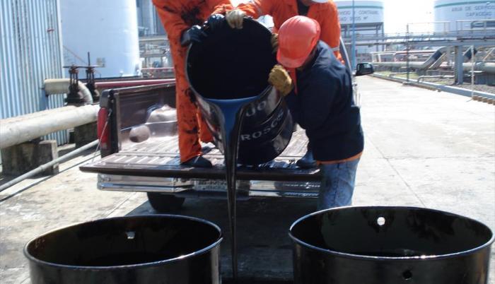Referencial. Se prevé que el volumen de producción de petróleo en 2019 será de 206,2 millones de barriles, 9 % más respecto del volumen previsto en 2018.