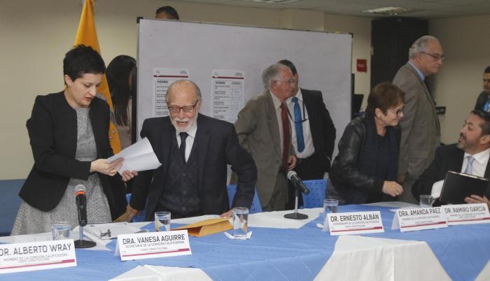 Consejo de Participación Ciudadana dio a conocer las calificaciones de los postulantes a la Corte el pasado 17 de diciembre.