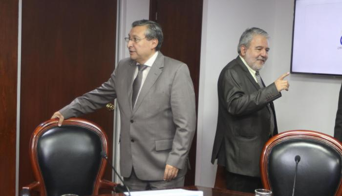Consejo. Las discrepancias entre los consejeros electorales fue superada al día siguiente de la primera sesión.