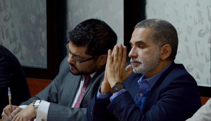 A las 15:30 se retomará la sesión 548 del Pleno para que las autoridades citadas presenten información sobre el caso Alvarado.