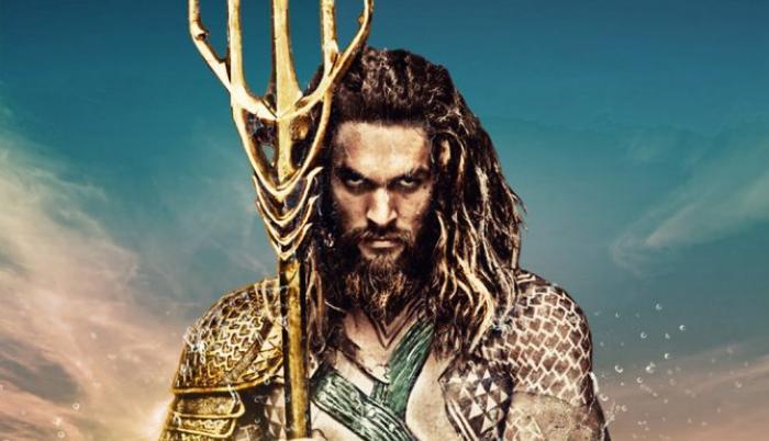 Aquaman inundará las salas de cine ecuatorianas, en diciembre