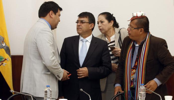 Patricia Ochoa ha sido figura en toda la investigación y proceso del caso desde el inicio.
