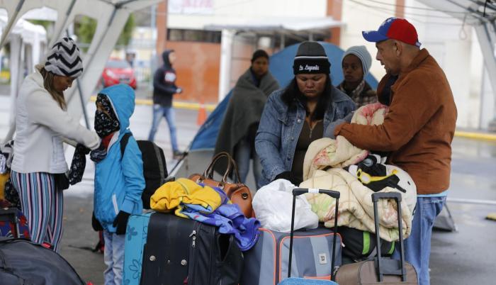 Con la crisis venezolana, el flujo de migrantes se ha incrementado en el país.