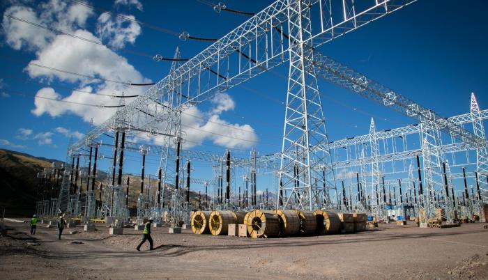 Apoyo. Se solicitó autorización para que opere una de las unidades de generación de la central Minas San Francisco y mejorar el suministro eléctrico.