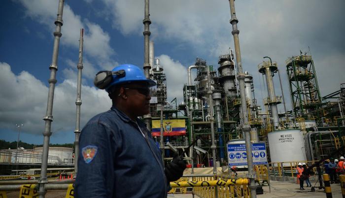 Referencial. El Gobierno de Lenín Moreno ordenó la fusión entre Petroecuador y Petroamazonas. El proceso tomaría más de dos años. Los avances son menores.