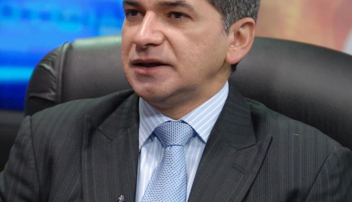El exsecretario de Comunicación, Fernando Alvarado, huyó del país el pasado sábado.
