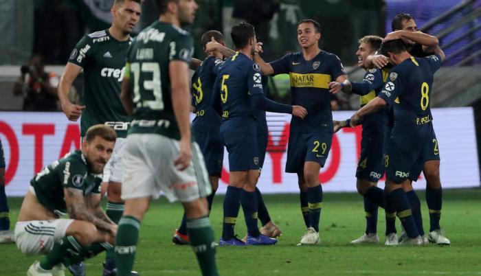 La final de la Copa Libertadores-2018 se definirá por primera vez con un doble superclásico argentino.