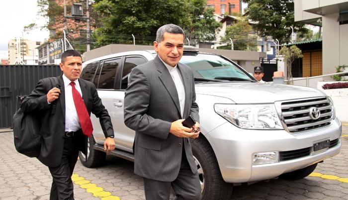 Fernando Alvarado Espinel tenía a su disposición los recursos del medio de comunicación incautado para cancelar algunas de sus cuentas.