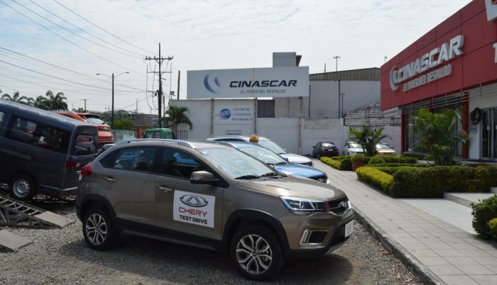 Chery es una marca China que en Ecuador hasta agosto del 2017 tuvo una participación del mercado, en carros comerciales, de un 4 %; este año es de un 5 %.