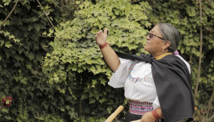 Excanciller en el gobierno de Lucio Gutiérrez y exjueza de la Corte Constitucional, la representante indígena analiza las implicaciones de la nueva postura ecuatoriana en el panorama internacional.