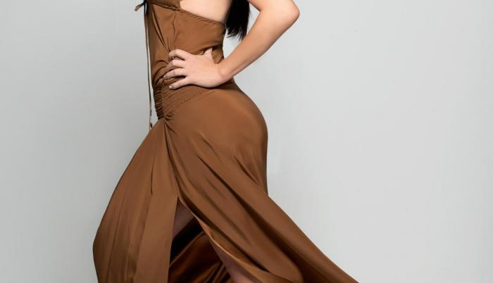 Vanessa Navarro, de 46 años, se desempeña en ventas por televisión.