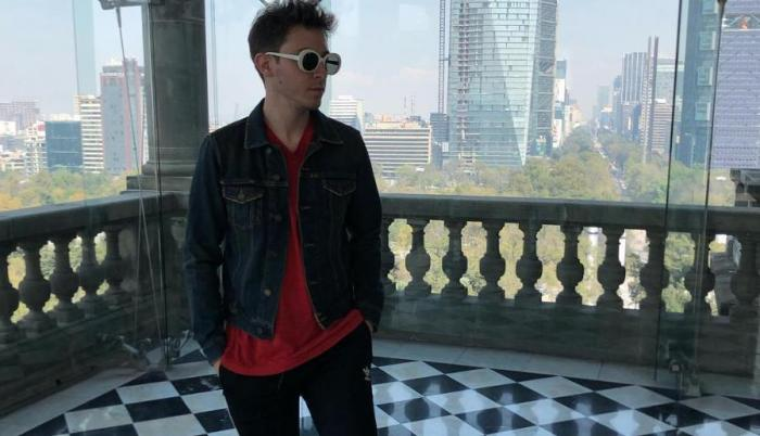 La cara detrás de Memelas, que tiene unos 250.000 seguidores en Instagram, es Eduardo, un joven de 28 años originario de la ciudad de Orizaba.