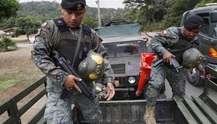 Reportes de incautación de armas de Colombia precisaron que varios fusiles del Ejército fueron hallados en poder de guerrilleros de las entonces activas FARC.