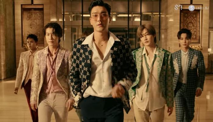 Super Junior y Reik enloquecen a sus fanáticos con 'Otra vez'
