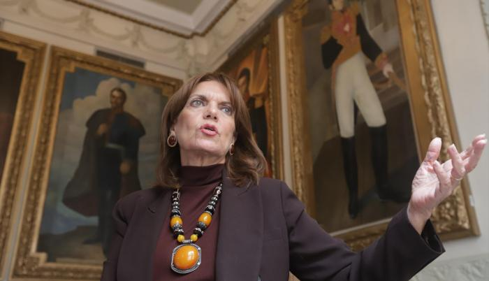 Juana Vallejo es gobernadora del Guayas desde el 31 de agosto pasado.