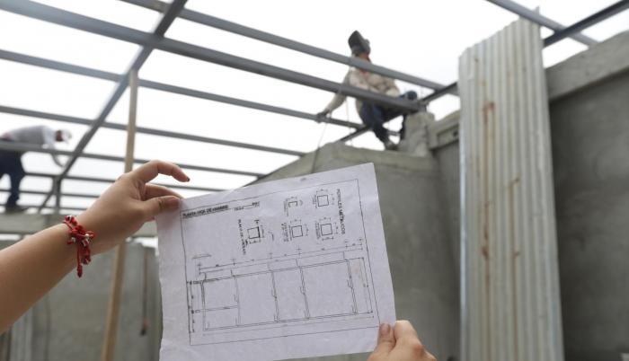 Requisitos. Tener un plano de la obra es uno de los principales pedidos del Cabildo para entregar el permiso.