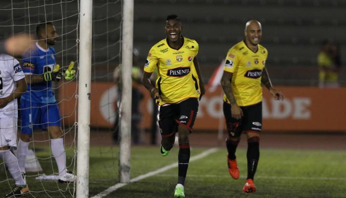 Los canarios derrotaron 2-1 a Guayaquil City en el último encuentro que ambos equipos disputaron en el estadio Christian Benítez, esto fue el 4 de noviembre del 2017.