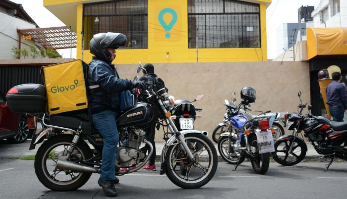 Crecimiento. A fin de mes, Glovo tiene planificado llevar sus servicios a Cuenca y seguir expandiéndose.