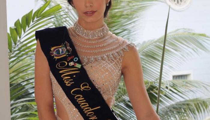 Virginia Limongi, lista para Tailandia