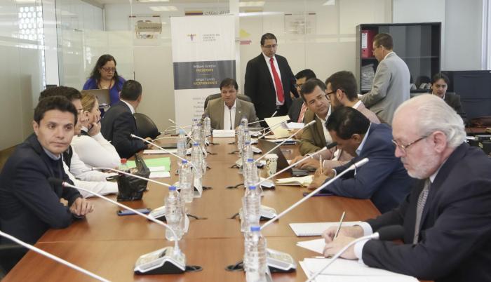 La Comisión de Derechos de la Salud ha hecho un largo proceso de debate con la presencia de varios actores del ámbito de la salud y de los sectores sociales.