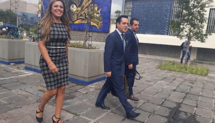 Zúñiga dijo que en cuanto al grillete de Alvarado no hubo mal funcionamiento.