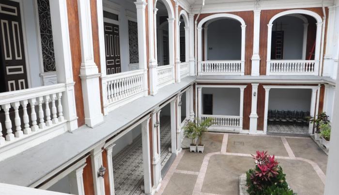 La restauración de la Casona Universitaria busca dinamizar el primer edificio de la primera universidad de la ciudad. La última rehabilitación fue hace 21 años.