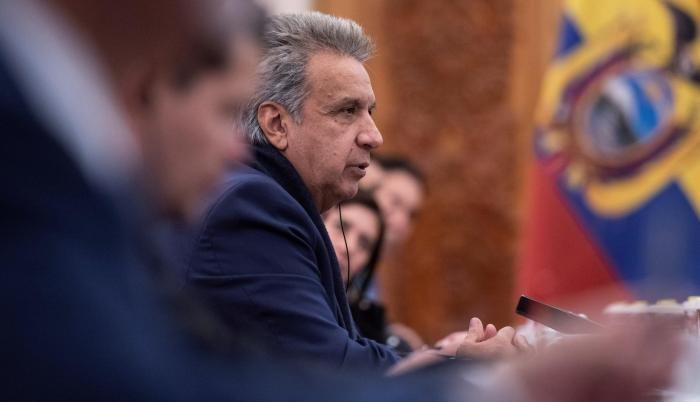 Moreno concluye este jueves una visita de Estado de tres días en China