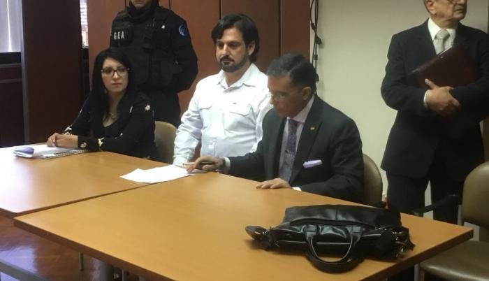 Proceso. En la Corte Nacional de Justicia se tratan algunos casos, como el pedido de extradición de Paul Ceglia.
