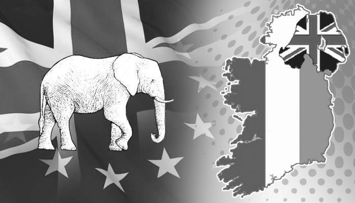 El 'brexit' contra la cuestión irlandesa