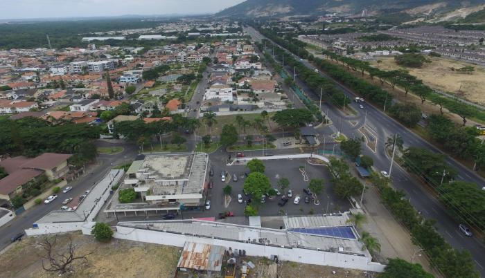 La propuesta de construcción del centro comercial Costa Plaza genera malestar entre los residentes de la ciudadela Puerto Azul.