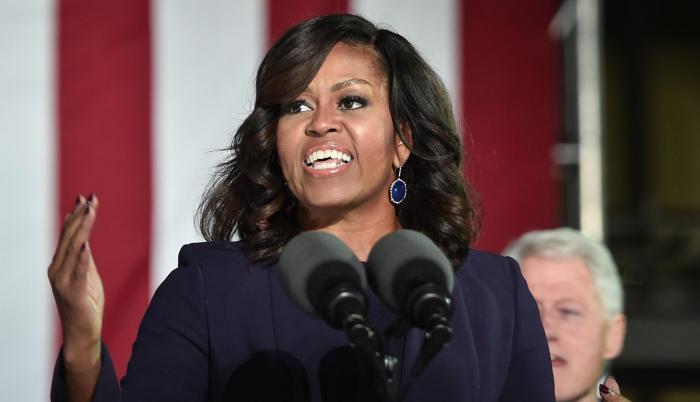 Michelle Obama revela que se sometió a fecundación in vitro