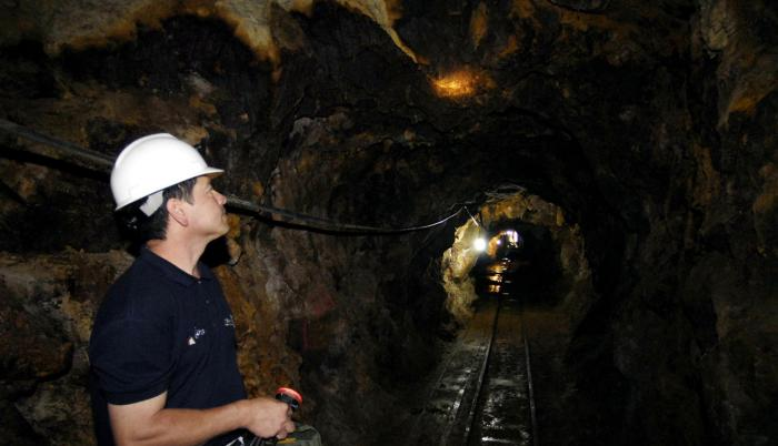 Imagen referencia. Minería. En los últimos años, firmas como Lundin Gold, BHP, Ecuacorrientes arribaron al país para invertir fuertemente en el sector minero.