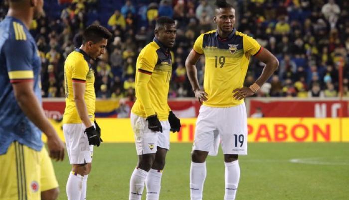 Ecuador-selección