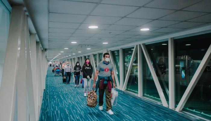 Aeropuerto de gye+pandemia+rutas+vuelos